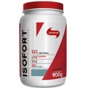 Vitafor Isofort Whey Protein Isolate Pote Pó 900 g