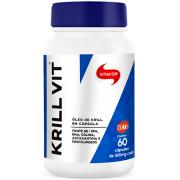 Krill Vit - Óleo de Krill 60 Cápsulas