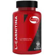 L-Carnitina (120 Cápsulas)