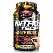 Nitro Tech 100% Whey Gold 2.2Lbs (1,02Kg)