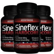 Oferta Como 3X Sineflex Hardcore Termogênico 150 Cáps