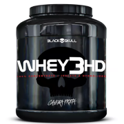 Whey Protein 3HD Black Skull 1800g