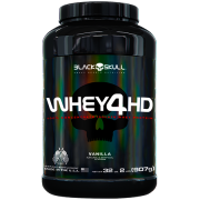 Whey 4HD - Proteína Concentrada e Isolada (907g)