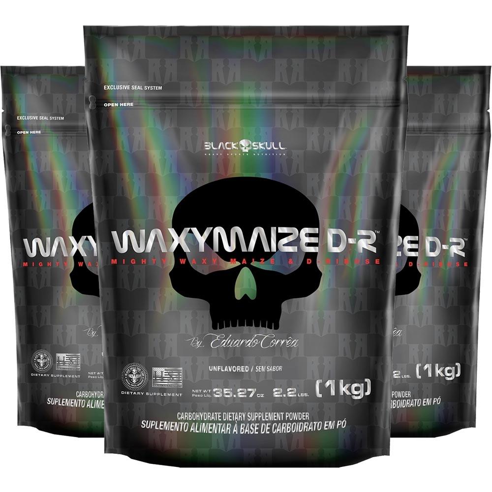 3x Waxy Maize D-Ribose 1kg Refil