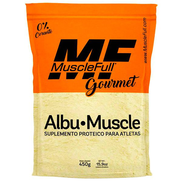 Albumina muscle full 450g