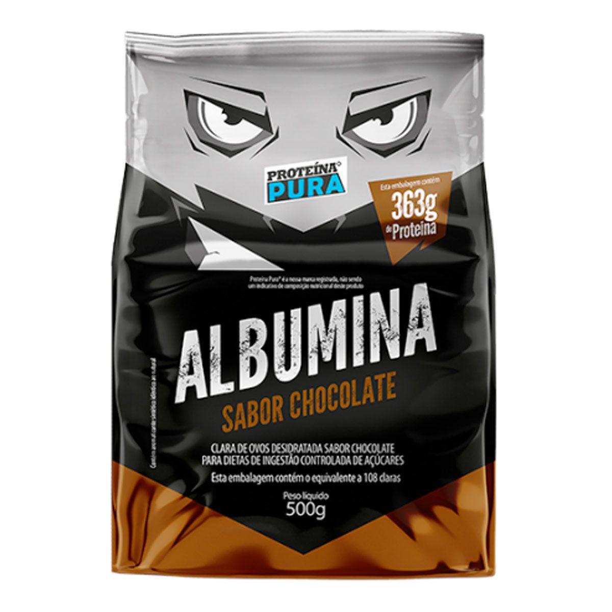 Albumina Proteina Pura (500g)