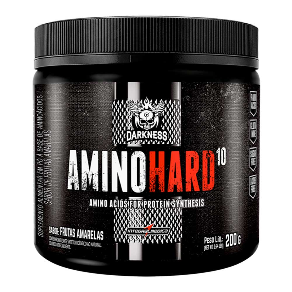 Amino Hard - Darkness - 200g