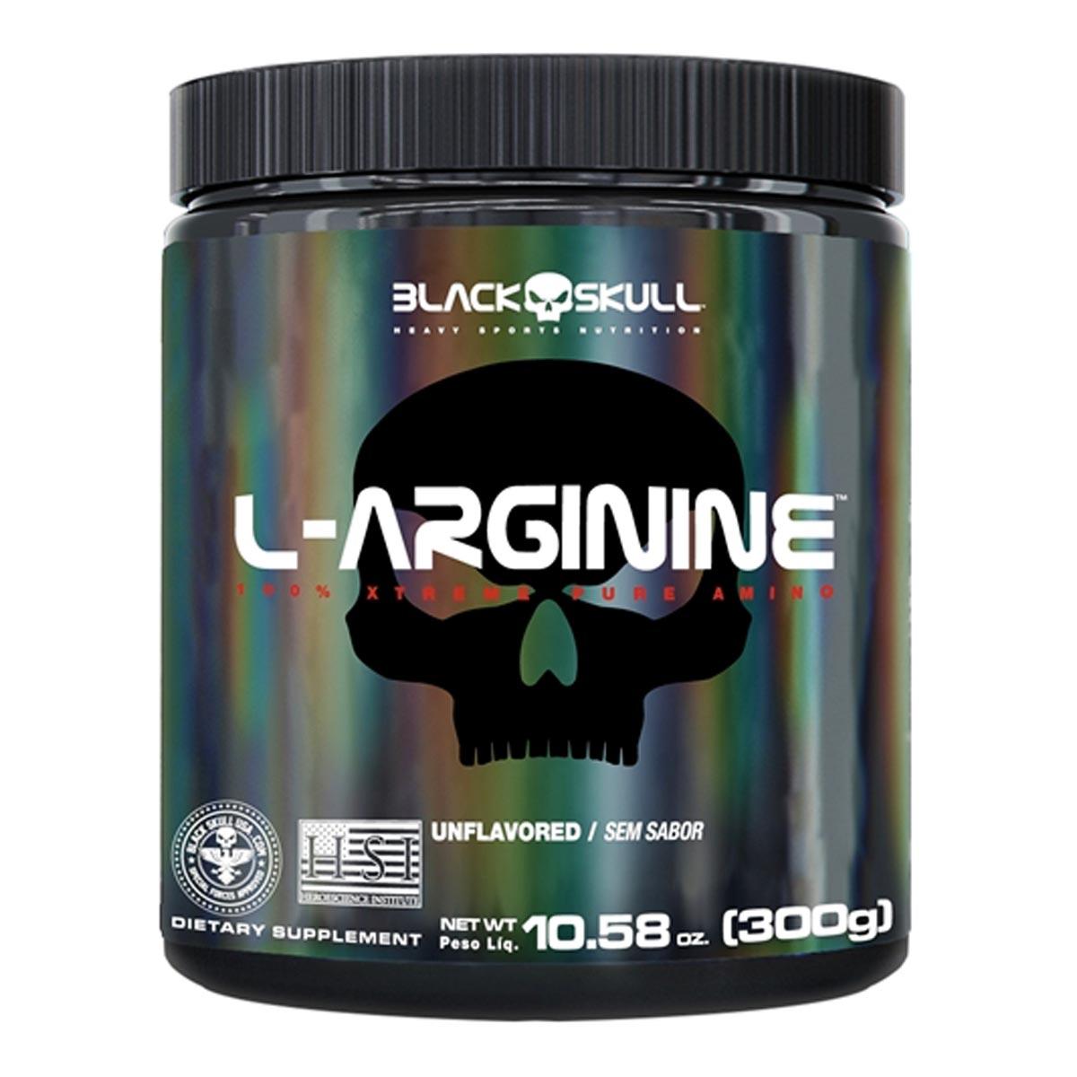 Arginina Black Skull 300g