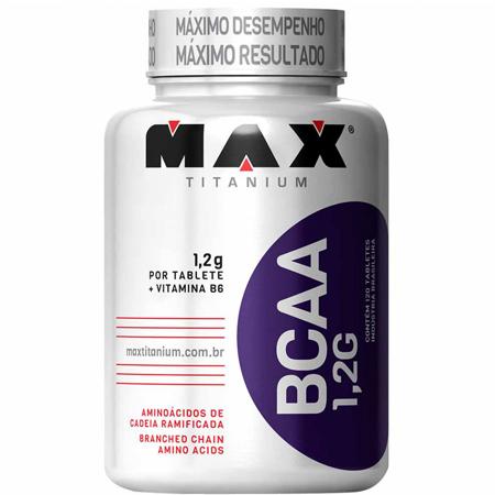 BCAA 1,2G (120 Tabletes)