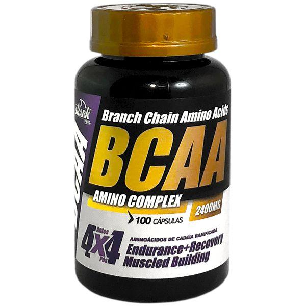 BCAA 2400mg 100 Cápsulas