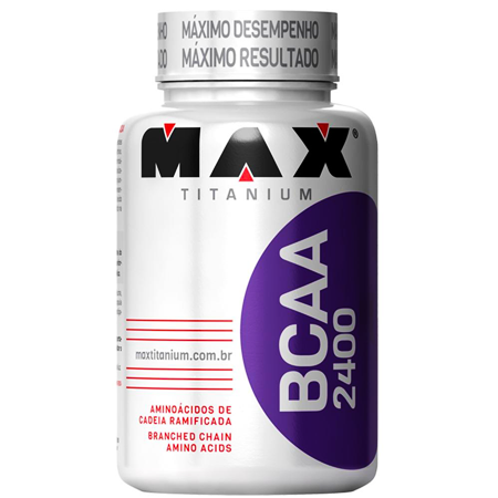 BCAA 2400mg (100 Cápsulas)