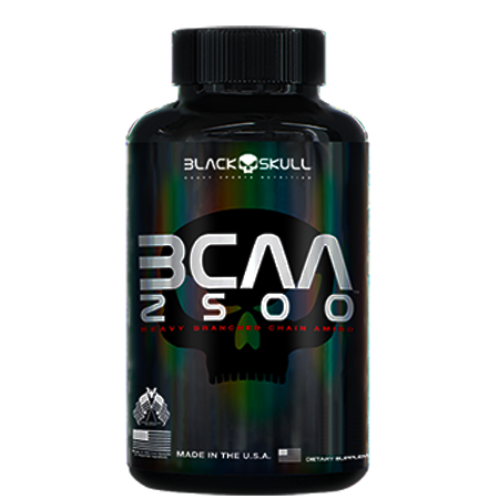 BCAA 2500 (60 Tabletes)