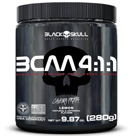 BCAA 4:1:1 Black Skull 280g