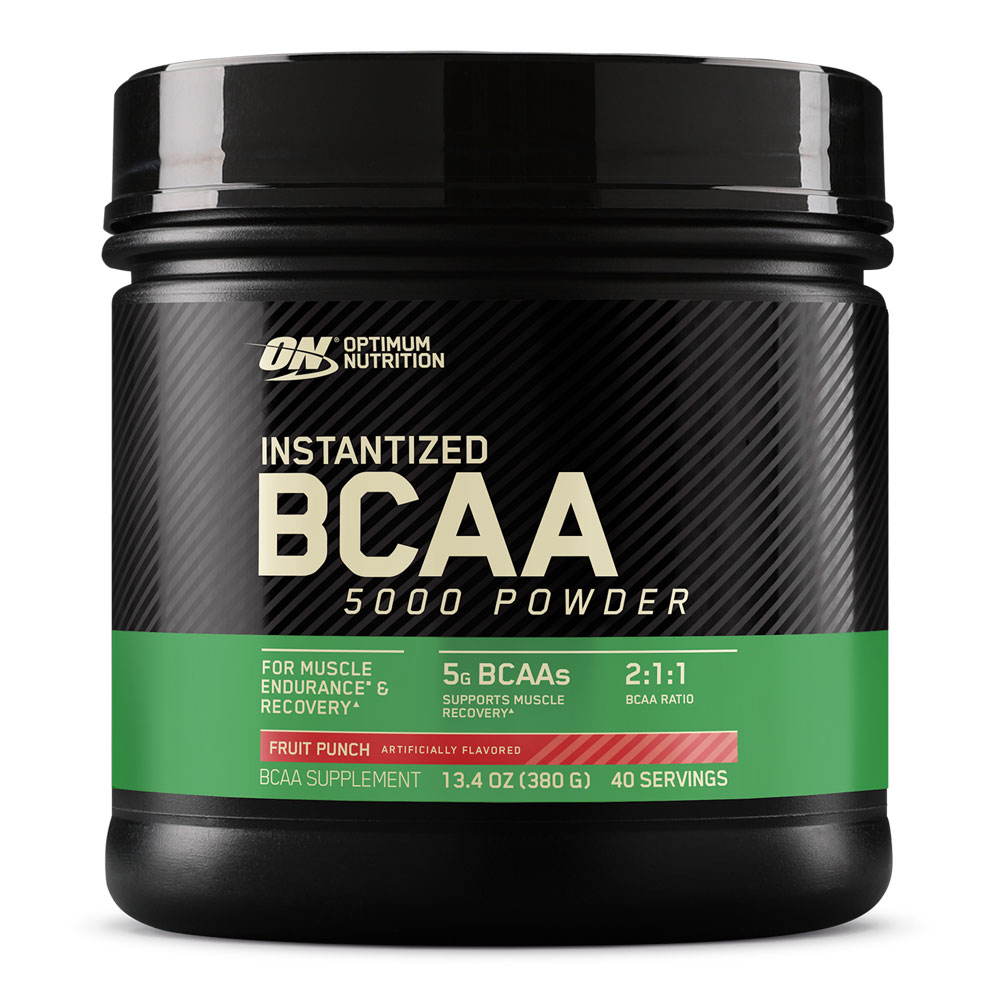 BCAA 5000 Powder Optimun Nutrition (40 Doses)