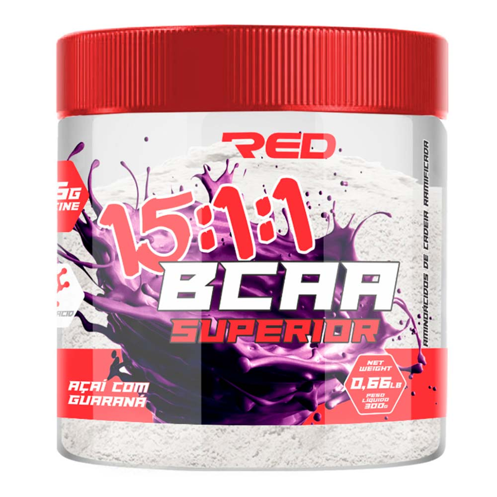 BCAA Superior Red Series 15:1:1 300g