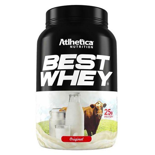 Best Whey Original Atlhetica Nutrition 900g