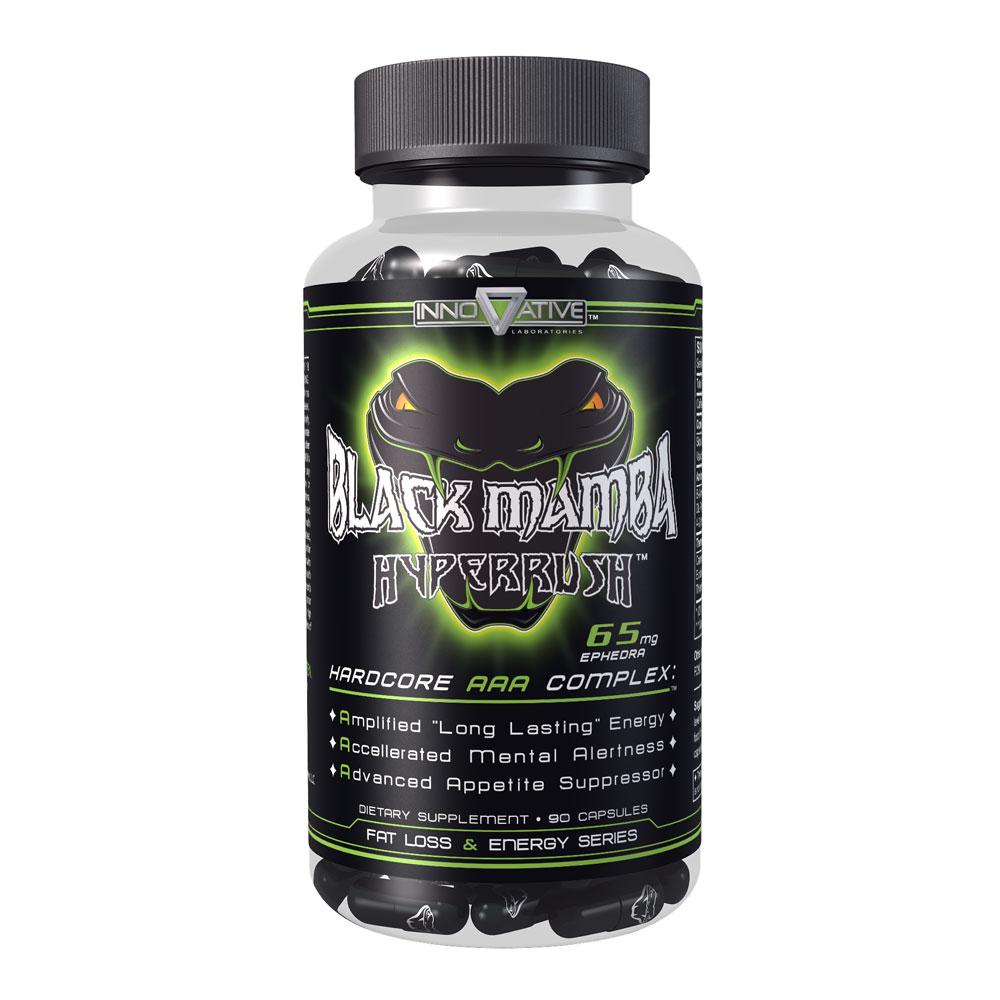 Black Mamba Importado (90 Capsulas)