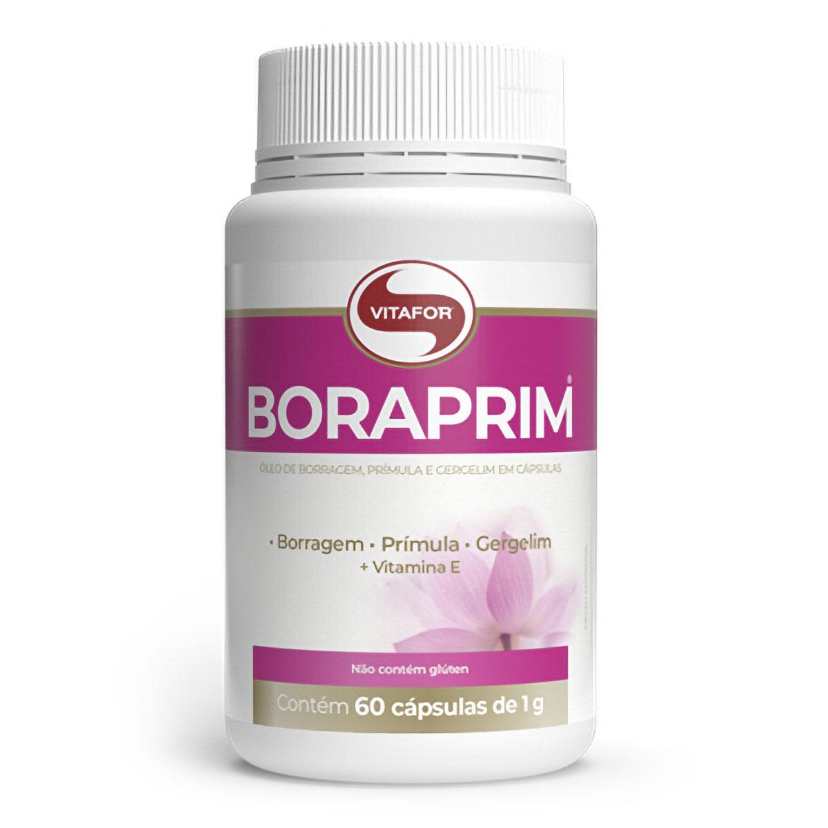 Boraprim (60 Cápsulas) - Vitafor