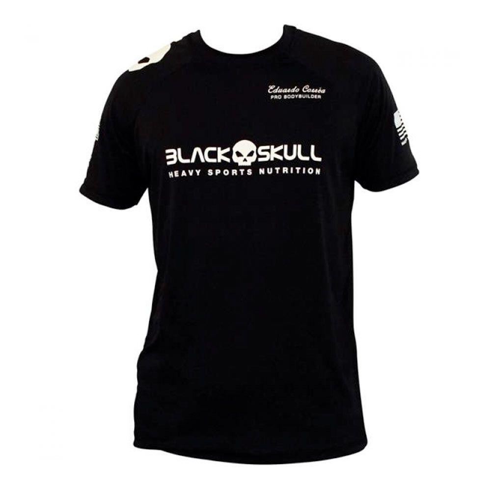 Camiseta Black Skull Dryfit Original Bope