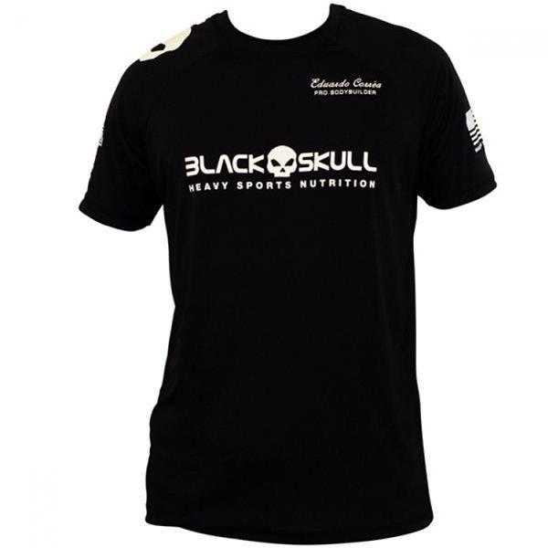 Camiseta Dryfit Original Bope Black Skull