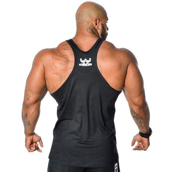 Camiseta Regata Cavada Academia - Metamorfose Power