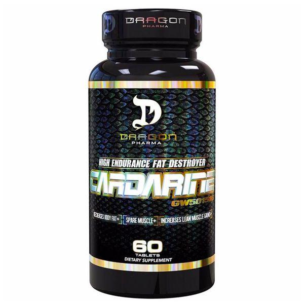 Cardarine 60 Capsulas – Dragon Pharma