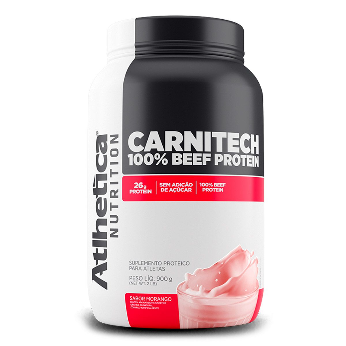 Carnitech - Beef Protein - 900g