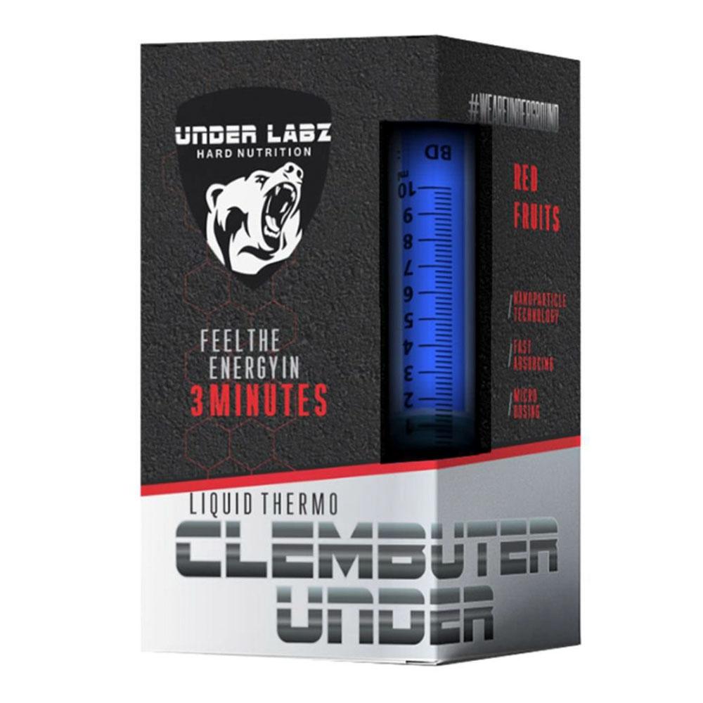 Clembuter Under Liquid Thermo (250ml) - Under Labz