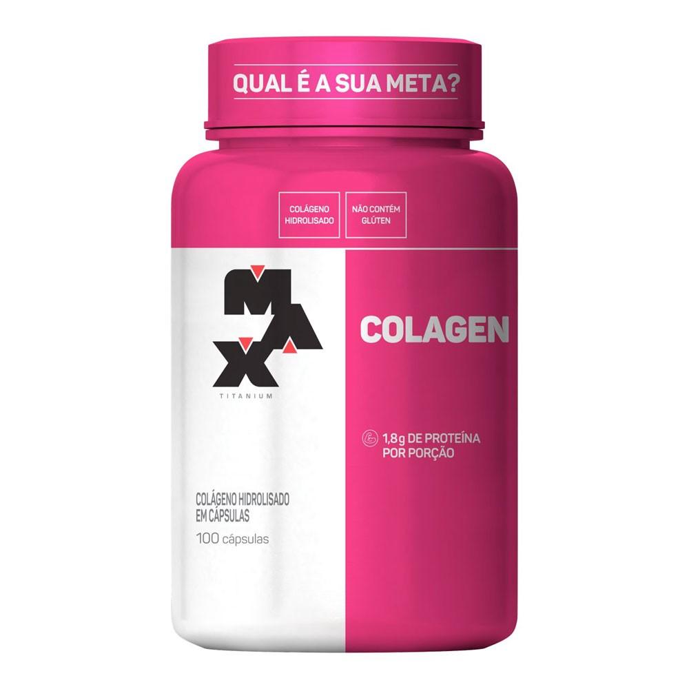 Colágeno Hidrolisado (100 Cápsulas)