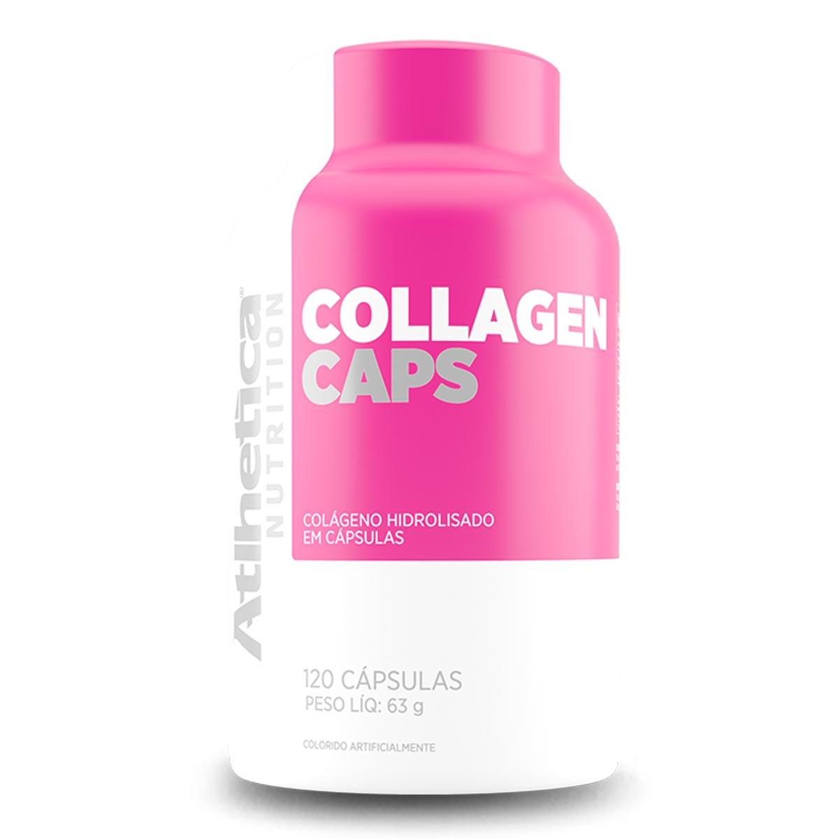 Colageno Hidrolisado Tipo 1 - 120 Cápsulas