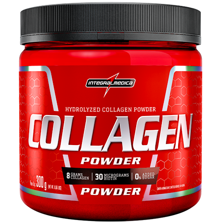 Colágeno Hidrolisado Collagen Powder 300g