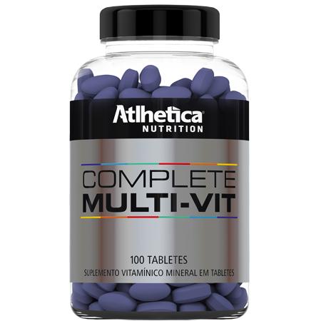 Complete Multivitaminico 100 Capsulas