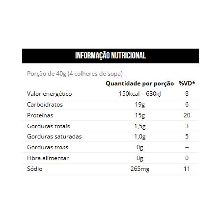 Whey Pro Proteína Concentrada 1,5Kg