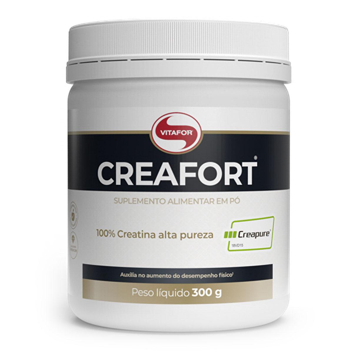 Creafort Creapure (300g) - Vitafor