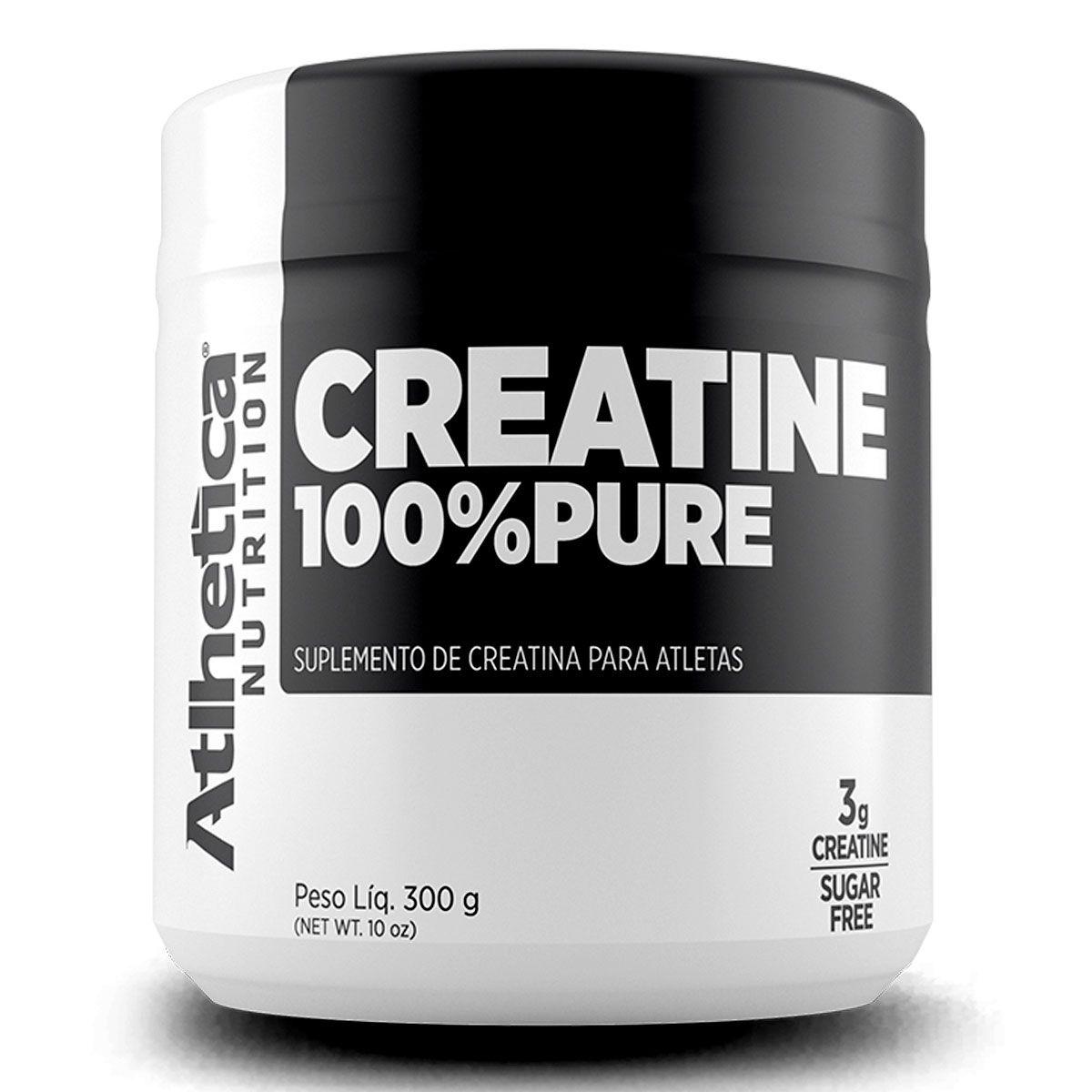 Creatina Atlhetica Nutrition (300g)