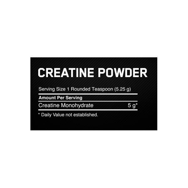 Creatine Powder Creapure 150g – Optimum Nutrition