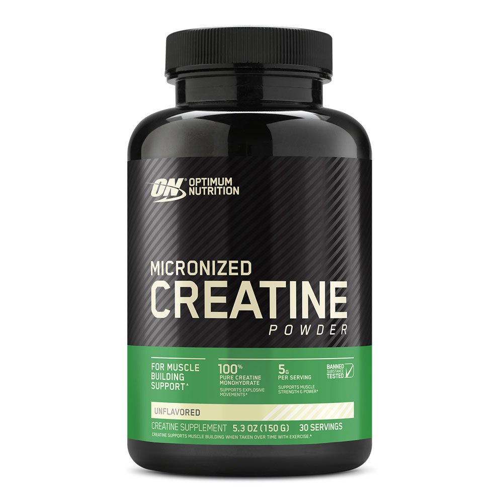 Creatina Powder Micronizada – Optimum Nutrition