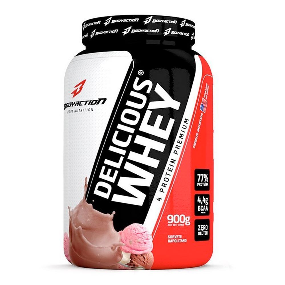Delicious Whey Body Action (900g)