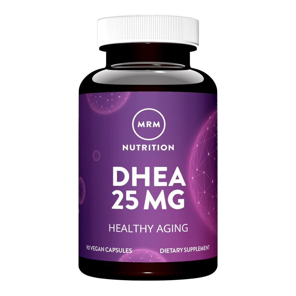DHEA 25mg Importado (90 Cápsulas) - MRM