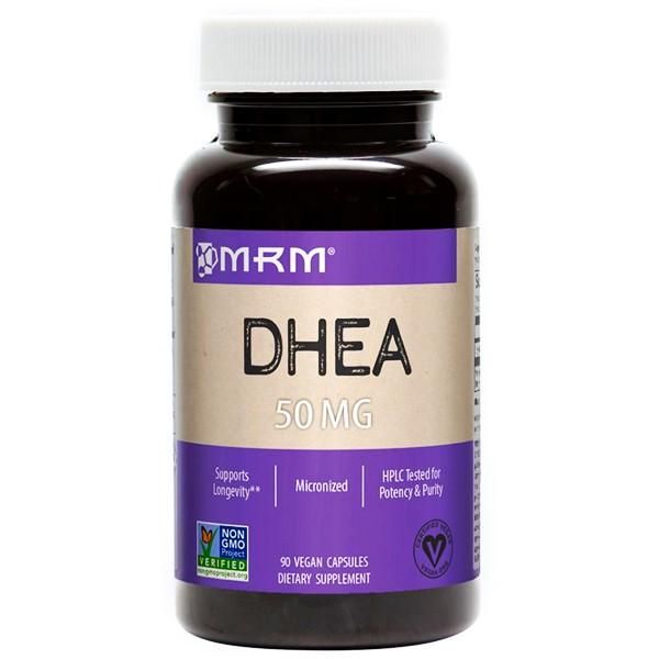 DHEA 50mg Importado 90 Cápsulas