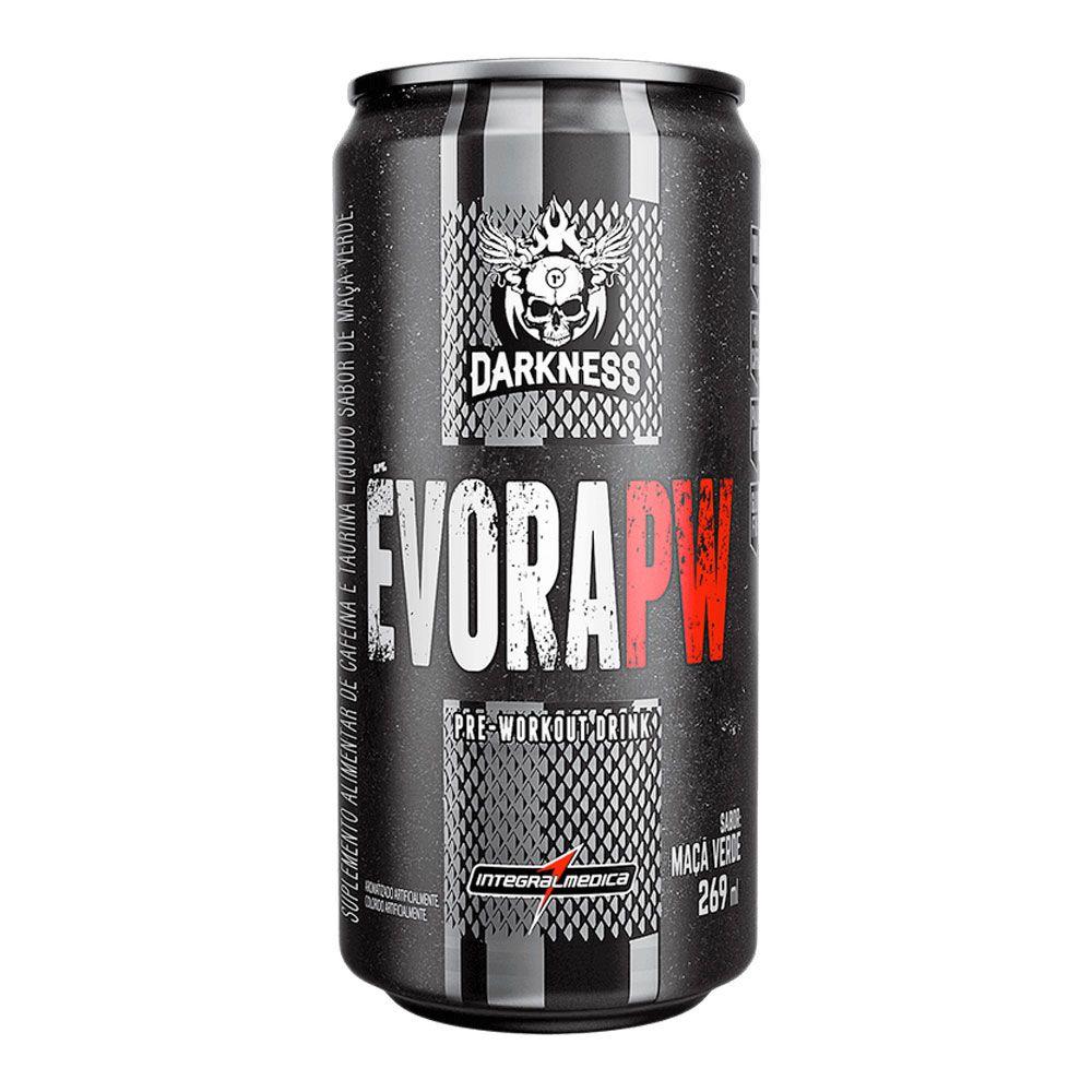 Energético Evora PW Drink - Darkness - 269ml