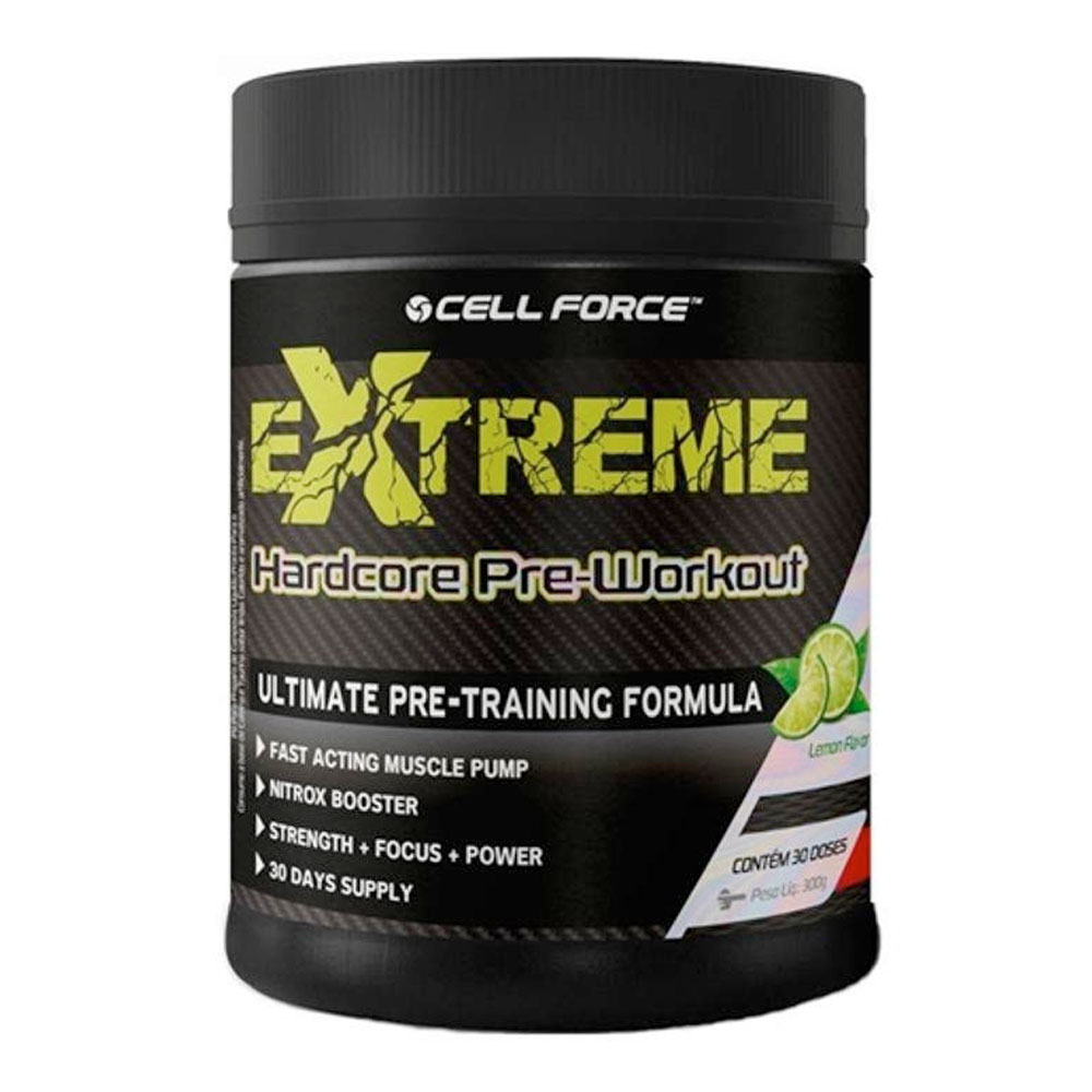 Extreme Hardcore Pre-Workout (300g)