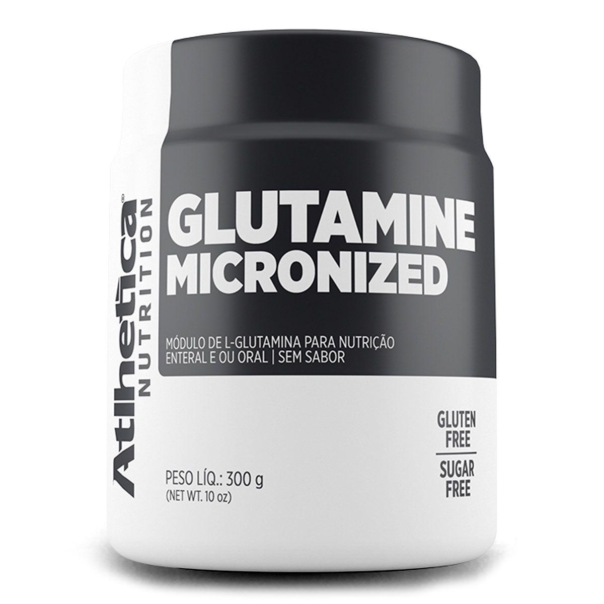 Glutamina Atlhetica Nutrition 300g