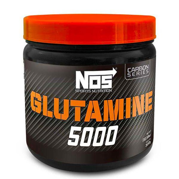 Glutamina Carbon 5000 300g