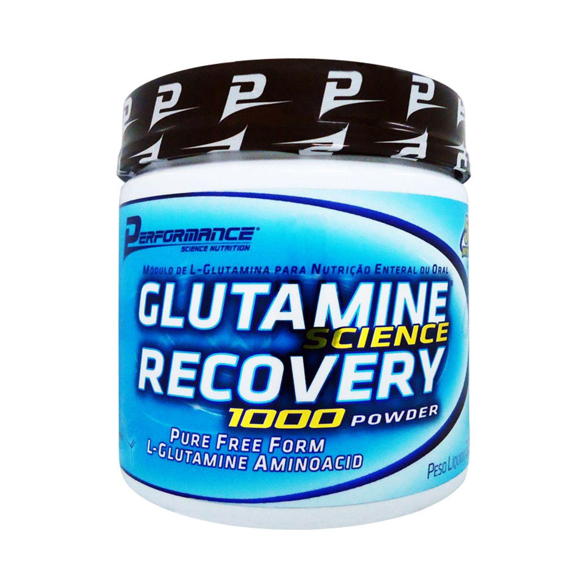 Glutamina Science Recovery 1000 Powder 300g