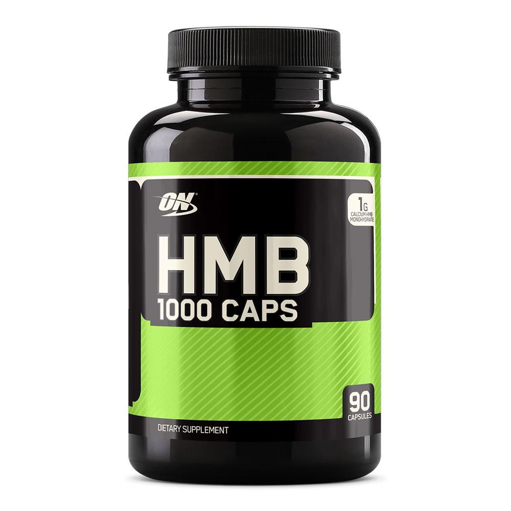 HMB 1000mg Optimum Nutrition (90 Cápsulas)