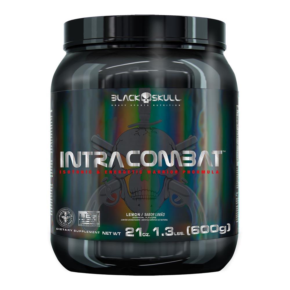 Intra Combat - Black Skull - 600g