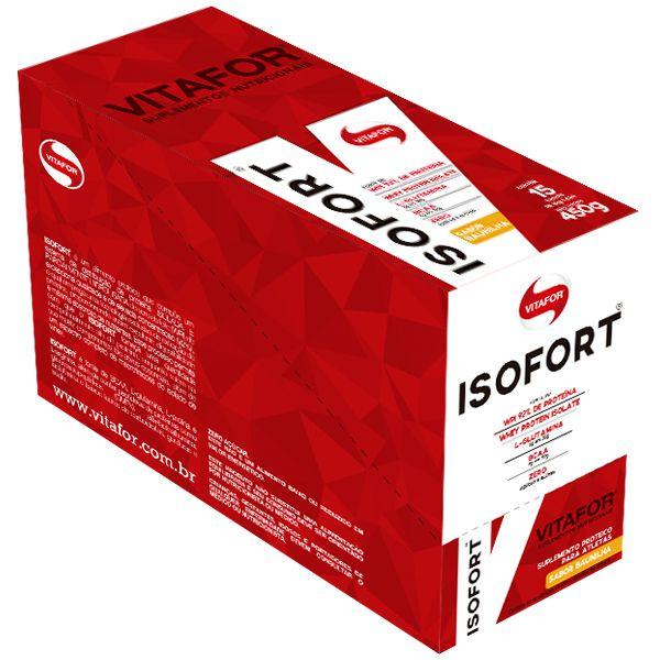 Isofort Vitafor 450g (15 Sachês de 30g)
