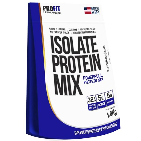 Isolate Protein Mix 1800g