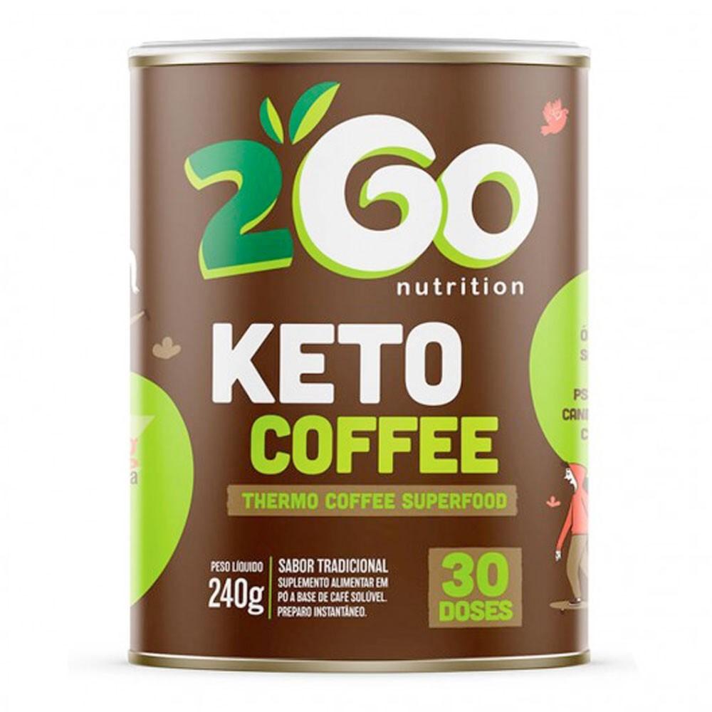 Keto Coffee (240g - 30 Doses)